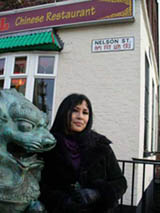 Anne Chen, presenter of Chinese in Britain