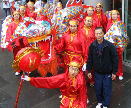 Edinburgh Cavalcade 2007 Chinese Community