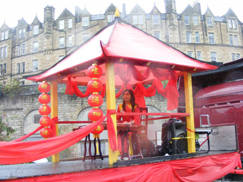 Edinburgh Cavalcade 2007 Chinese Community